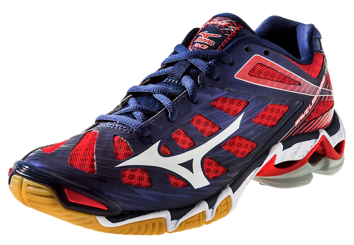 Mizuno volleyball shoes wave lightning rx