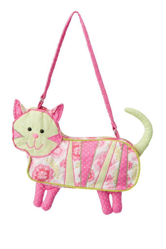 Douglas Toys - Lily Flower Cat Sillo