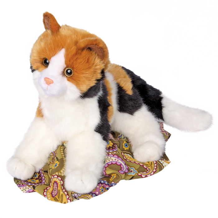 Douglas Toys - ALL SPICE CALICO CAT