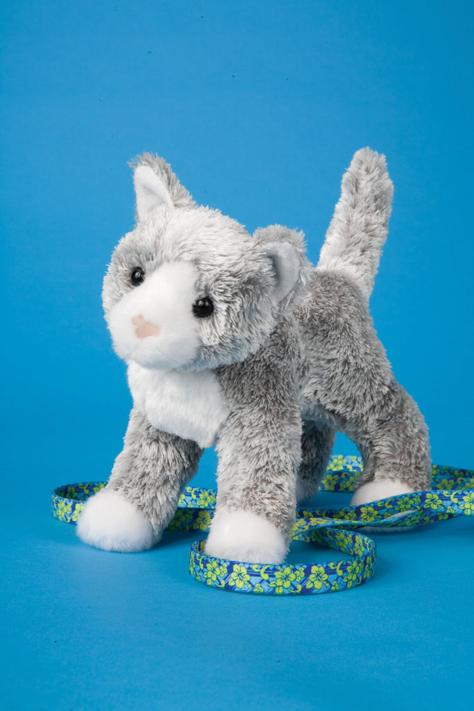 Douglas Toys - Scatter Gray Cat
