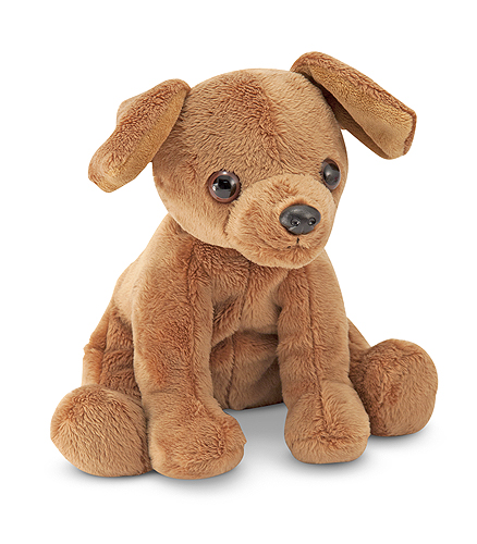 Melissa and Doug Peanut Chihuahua Puppy Dog Stuffed Animal
