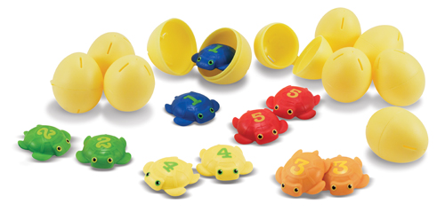 Melissa and Doug - Taffy Sea Turtles Catch & Hatch Pool Toy