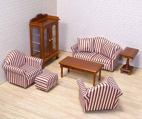 Melissa and Doug Living Room Furniture Set
