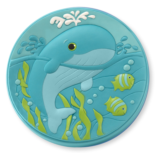Melissa and Doug Wellington Whale Water Disk Pool Toy
