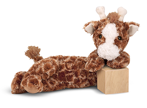 Melissa and Doug Longfellow Giraffe Stuffed Animal