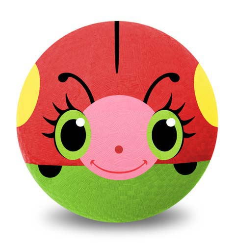 Melissa and Doug Bollie Ladybug Kickball