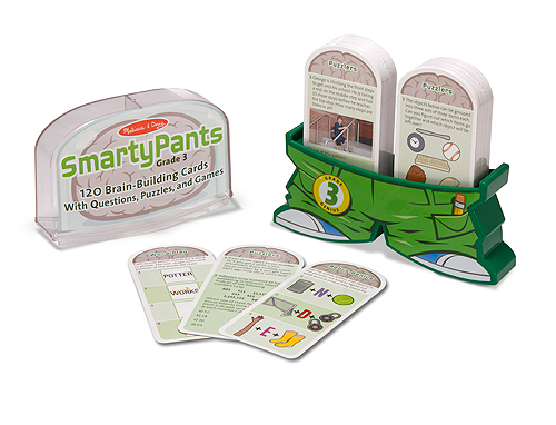Melissa and Doug Smarty Pants - 3rd Grade Card Set