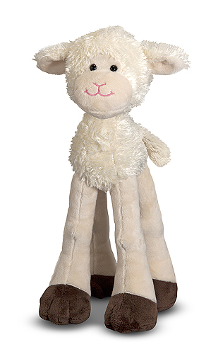 Melissa and Doug Lanky Legs Lamb Stuffed Animal