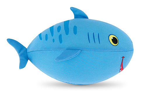 Melissa and Doug Spark Shark Football Pool Toy