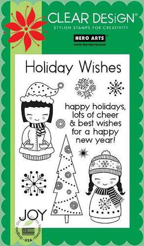 Clear Design: Holiday Dolls picture